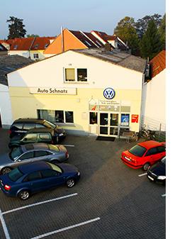 Unternehmen Autohaus Schnatz Hanau